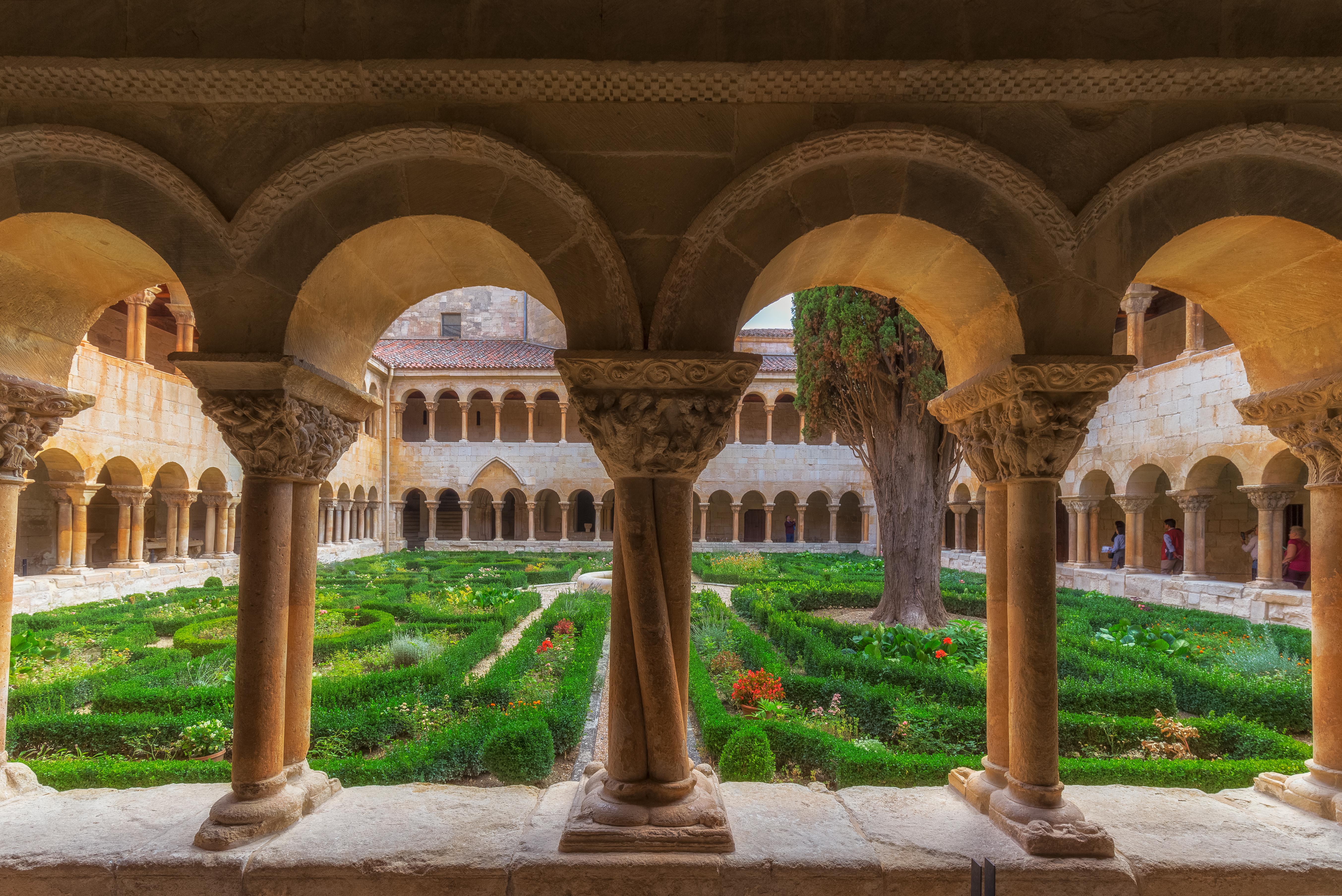 Monastery Santo Domingo de Silos Burgos Spain