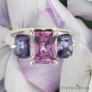 "August's new birthstone, Spinel – a rare, beautiful, ""battery-powered"" gem"
