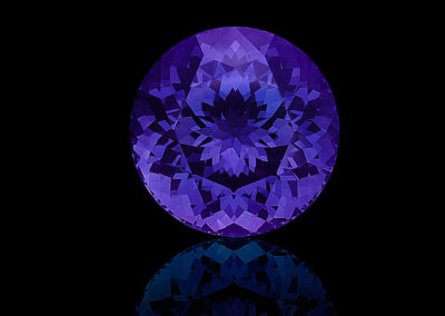 Tanzanite, Purple
