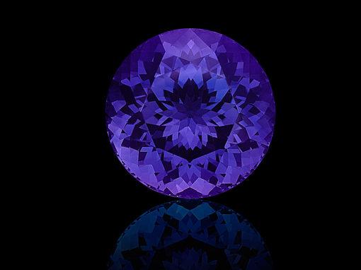 Tanzanite, Purple