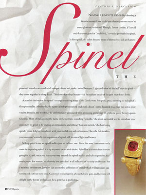 JQ-magazine-article-july-august-1996-spinel
