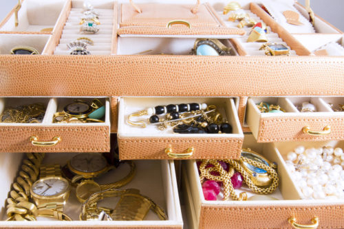 Cynthia Renee BYOJ Jewelry Box