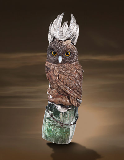 "Owl Queen ~ <a href=""http://cynthiarenee.com/reflect/""> THE FULL STORY</a>"