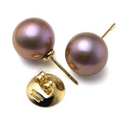 pinkish-purple-freshwater-progressive-pearl-studs
