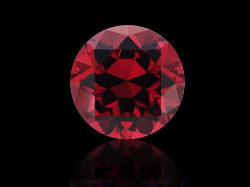 Garnet, Red