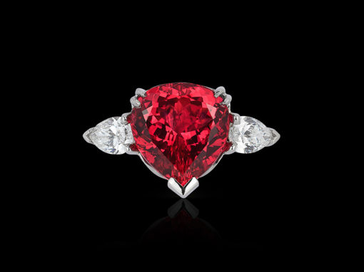 Spinel, Red