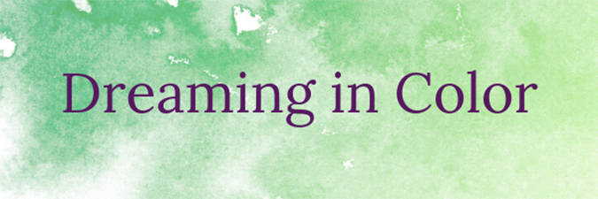 Dreaming in COlor header image