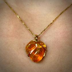 Heart Opal