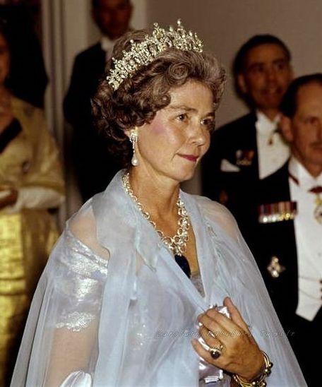 Greek Queen Friederike