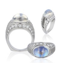 Bella Blue ring