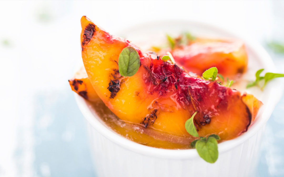 Do You Grill Your Peaches?