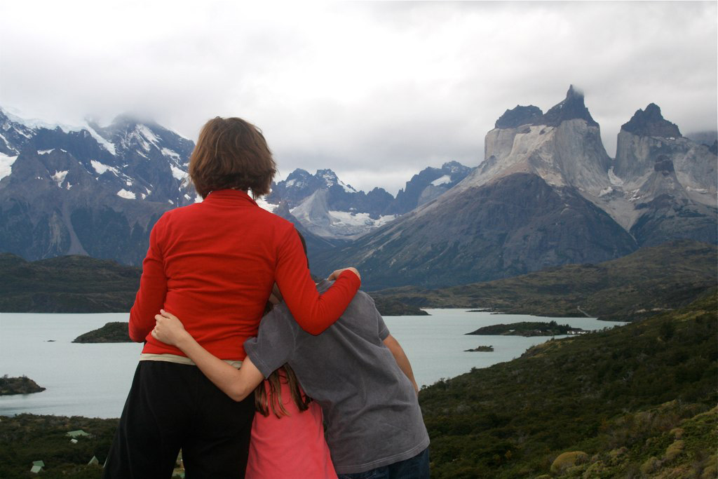 A Family Affair: Torres Del Paine