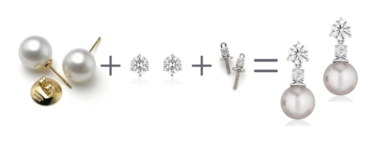 Progressive Pairs Earrings