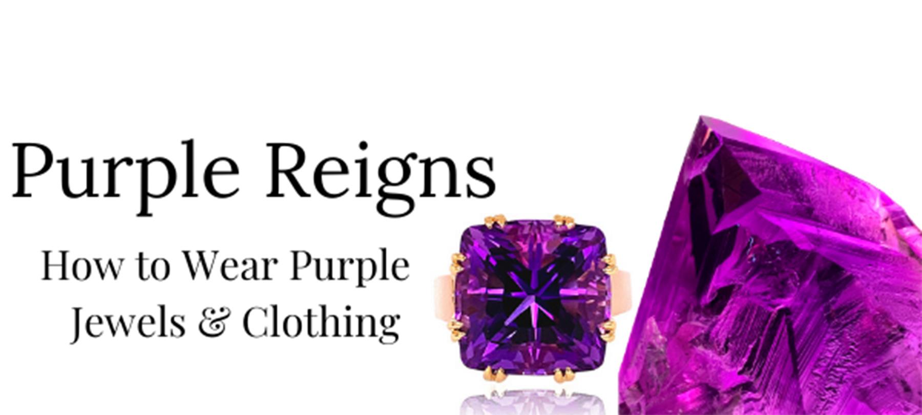 Purple Reigns blog post: Amethyst