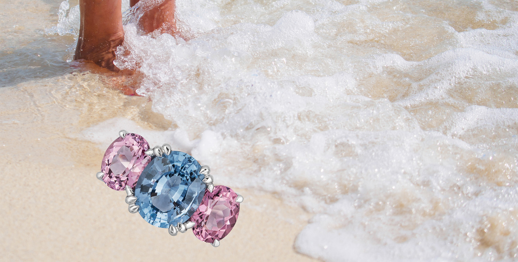 """Summer Jewelry Care Tips"" by jewelry designer Cynthia Renée."